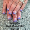 Nail Tech Whitney Reed from Mount Pleasant, UT used color pigment #1002