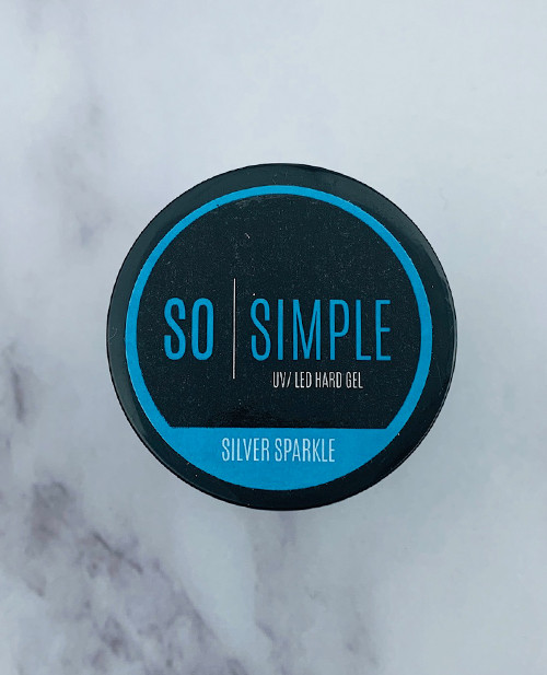 Silver Sparkle -SO SIMPLE