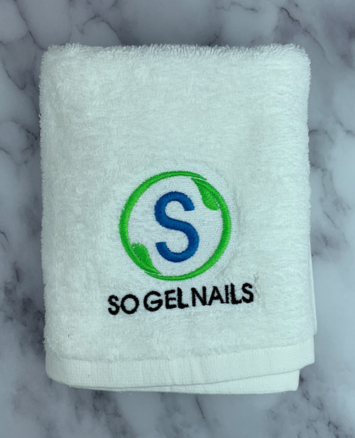 SO Gel Nails Towel