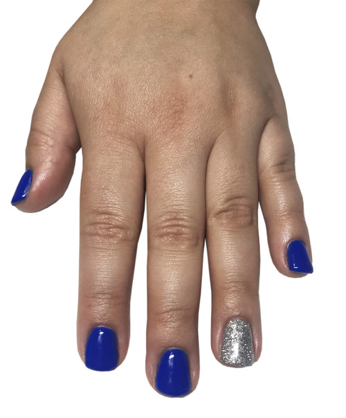 Breaking Blue - SO SIMPLE UV/LED Hard Gel