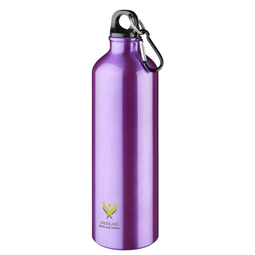 Aluminium Sport Bottle - Large