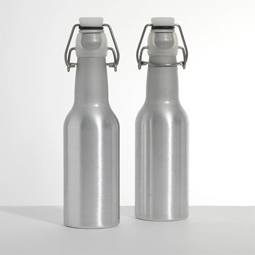 Recycled Aluminium Drinks Bottle 350ml