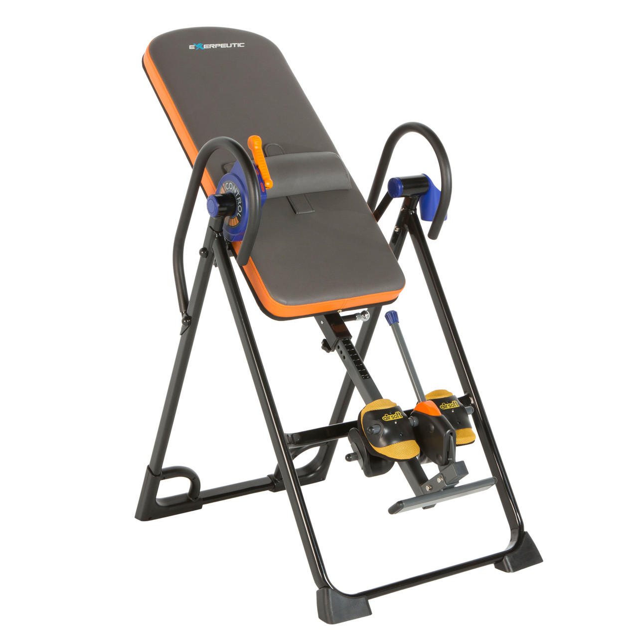 exerpeutic 975sl all inclusive extra capacity inversion table with rh paradigmhw com