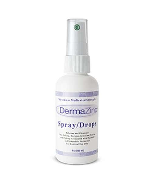 DermaZinc® Spray/Drops