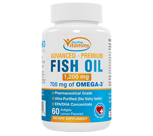 Fish Oil - Buy 5, Get 1 Free