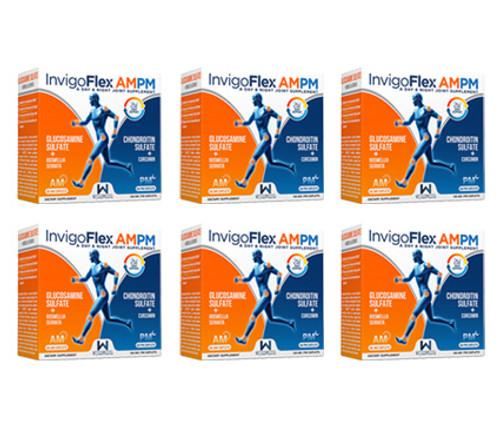 InvigoFlex® AM PM Buy 5 Get 1 FREE Bundle