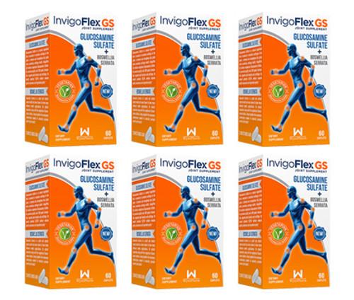 InvigoFlex GS Buy 5 Get 1 FREE Bundle