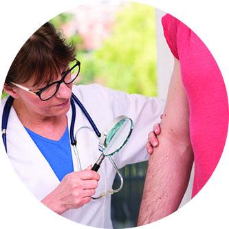Doctor Skin Disorder