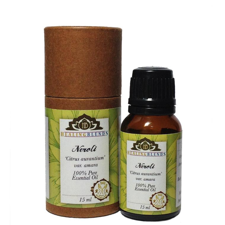 Neroli 100% Pure Essential Oil 15ml by Healing Blends