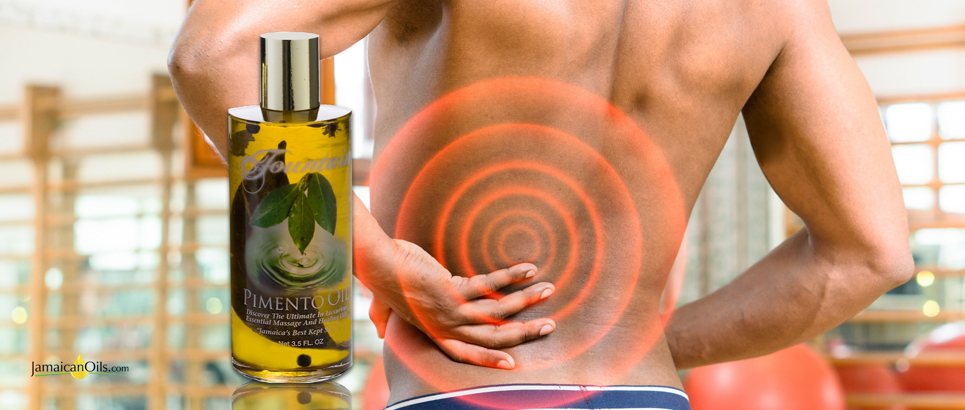 fountain pimento oil