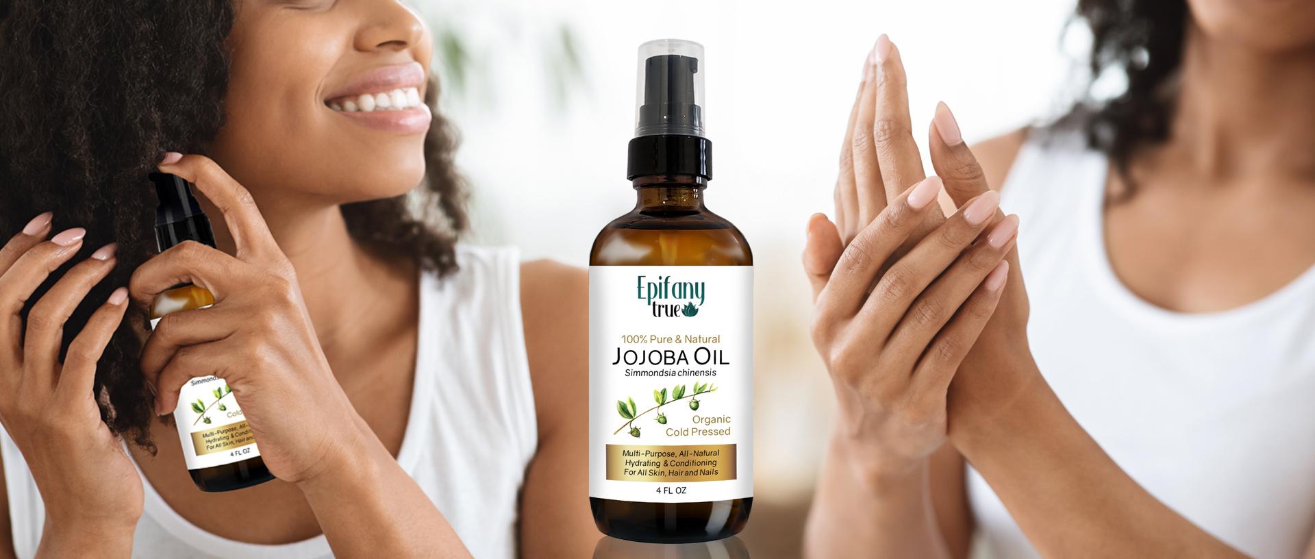 Epifany True Organic Jojoba Oil