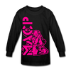 Pink MACP Youth Long Sleeve T-Shirt