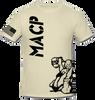 Desert Tan Fight Shirt -100% Cotton