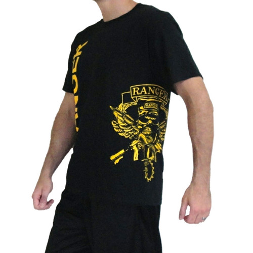 US Army Ranger Fight Shirt - Side View