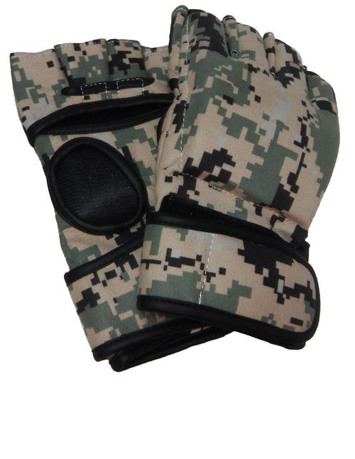 MARPAT DigiCam Camouflage Fight Gloves