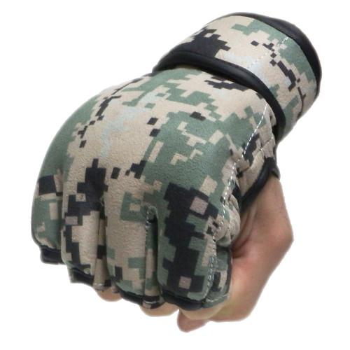 MARPAT DigiCam Camouflage Fight Gloves