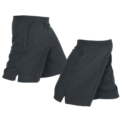 Black Athletic Shorts designed for Crossfit