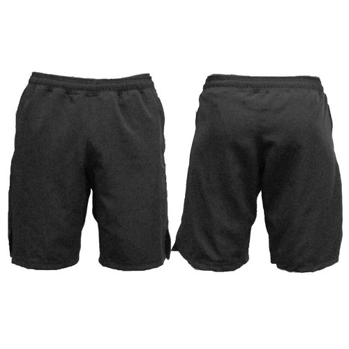 Black Athletic Shorts designed for Crossfit