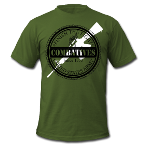 Combatives Finish The Fight Shirt