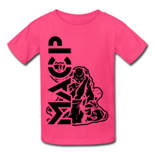 MACP Youth Pink T-Shirt -100% Cotton