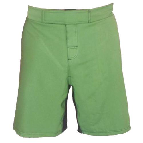 Olive Drab MMA Shorts - No Decoration