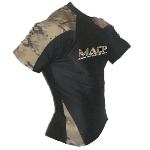 MACP MultiCam Short Sleeve Rash Guard
