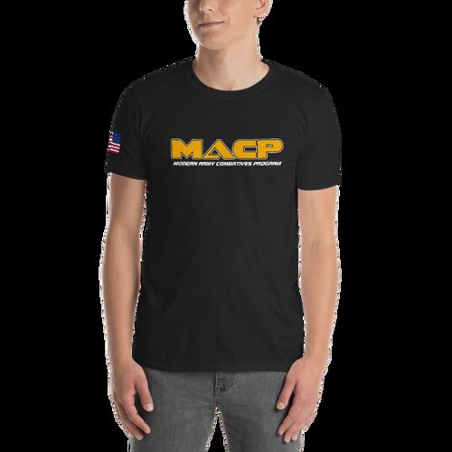 MACP Instructor - Ft. Benning Georgia - Short-Sleeve Cotton T-Shirt