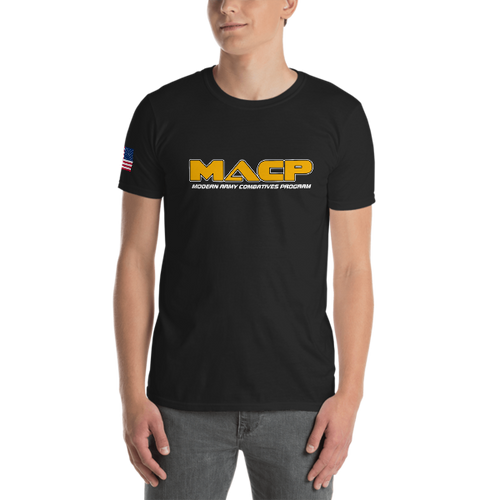 MACP Instructor Short-Sleeve Unisex Cotton T-Shirt