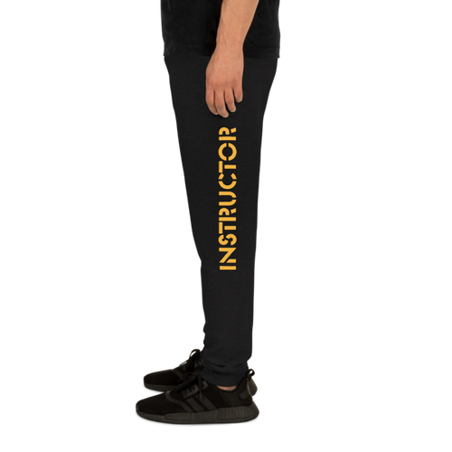 Combatives Instructor - Unisex Joggers Cotton/Poly