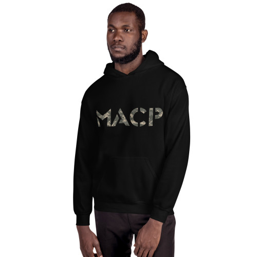 MACP ACU Hoodie - ACU Ground Fighter on Back