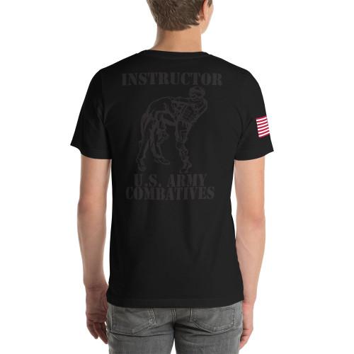 Combatives Instructor - Short-Sleeve Unisex T-Shirt