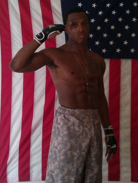 Murray Jones - Combatives Gear Fighter