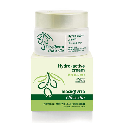 Hydro-active cream Olivelia