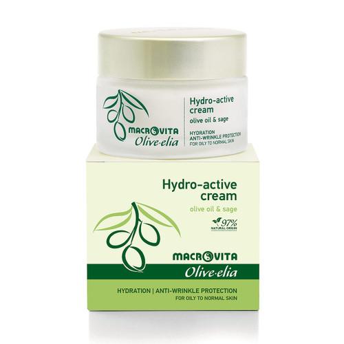 Hydro-active cream Olivelia
