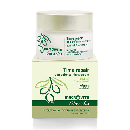 Time Repair Cream Olivelia