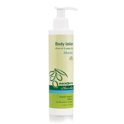 Body Lotion Marine Olivelia