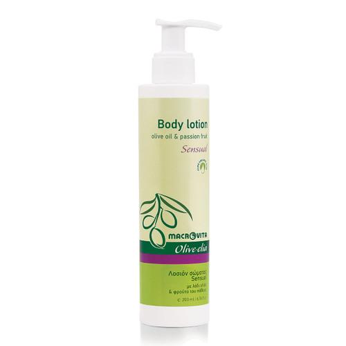 Body Lotion Sensual Olivelia
