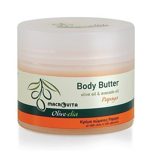 Body Butter Papaya Olivelia