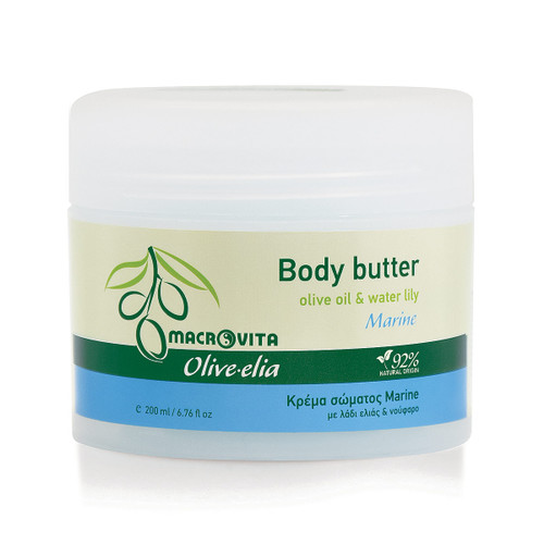 Body Butter Marine Olivelia
