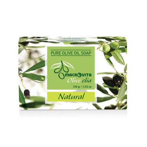 Pure Olive Oil Soap Olivelia
