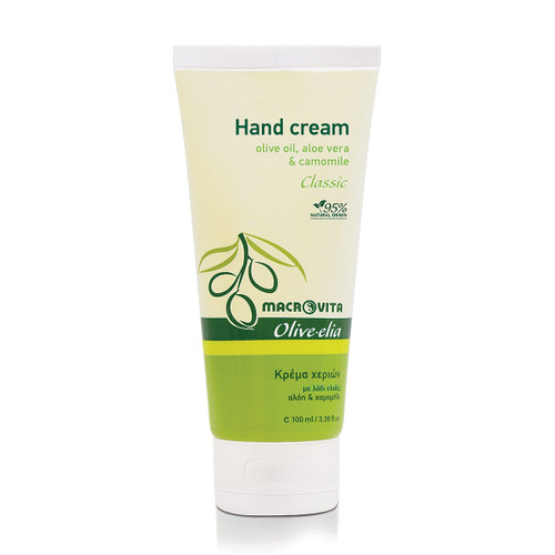 Hand Cream Classic Olivelia