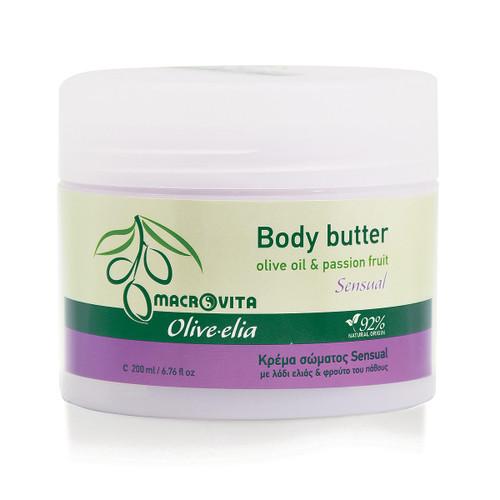 Body Butter Sensual Olivelia