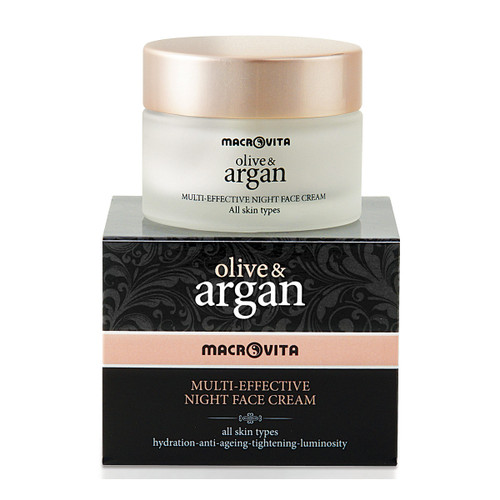 Argan Night Face Cream