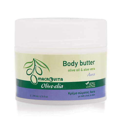 Body Butter Aura Olivelia