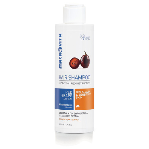 Shampoo for Dry Scalp & Sensitive Skin