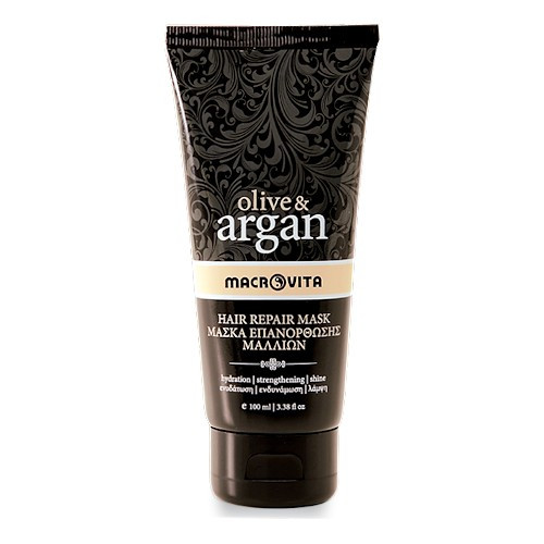 Argan Hair Repair Mask (Tube)
