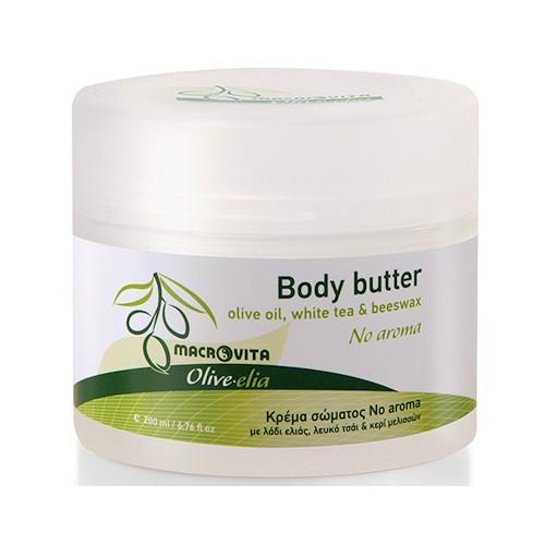 Body Butter No Aroma Olivelia