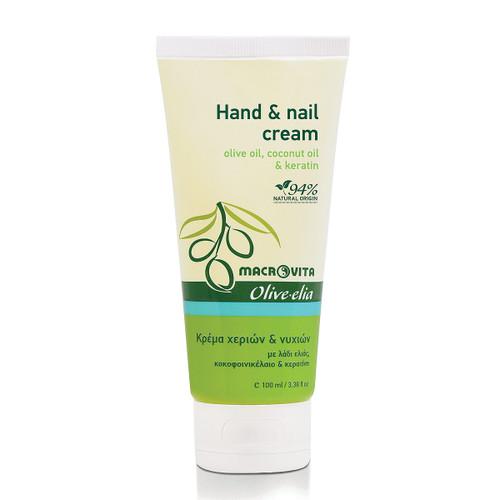 Hand & Nail Cream Olivelia