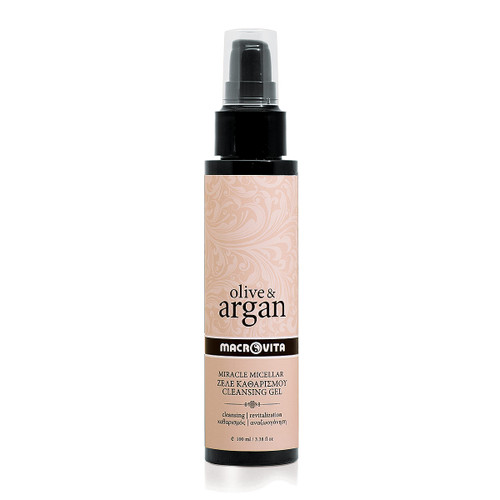 Argan Miracle Micellar Cleansing Gel