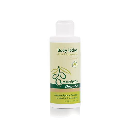 Body Lotion Coconut mini Olivelia